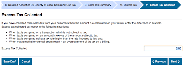 9 Sales Tax Chart California How To File A California Sales Tax Return