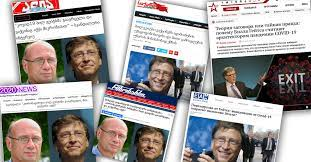 Does Bill Gates promise us depopulation and chipping?
