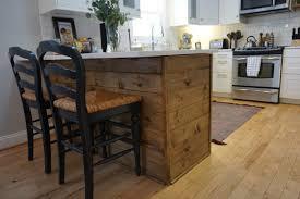 diy kitchen island ikea. Fine Ikea DIY Kitchen Island With A Rustic Touch Via Dahliasanddimescom Inside Diy Kitchen Island Ikea I