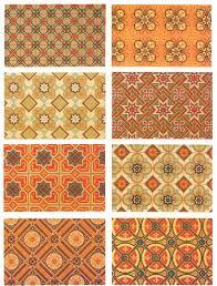 patterned linoleum flooring antique style cushioned vinyl