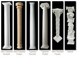 Small Picture Top 25 best Small Home For Decorative Pillar Pu838 Antique