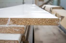 stack of particleboard low density fiberboard chipboard cabinet materials