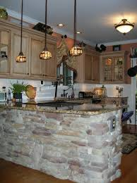 Kitchen Accents Create That Perfect Interior Stone Accent In The Kitchen Wineroom