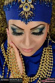 arabic bridal party wear makeup tutorial ideas step by with