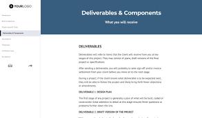 design statement of work free statement of work template better proposals