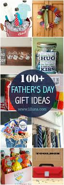 100+ Easy, cute and inexpensive Father's Day Gift Ideas! From food gifts to