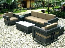 marvelous artificial wicker patio furniture resin wicker outdoor patio furniture s in nj paramus