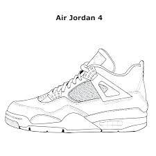 Michael Jordan Coloring Pages Page Air Book Beautiful Fresh 8 Nike