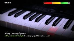 Piano Key Lights Casio Lk 160 Key Lighting Keyboard