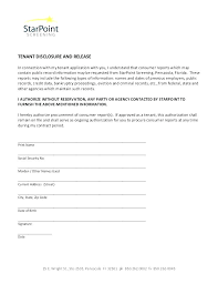 Tenant Credit Check Application Form – Echotrailers