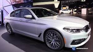 2018 bmw 5. wonderful bmw 2018 bmw 5 series 530e iperformance  exterior interior walkaround debut  2017 detroit auto show youtube in bmw i