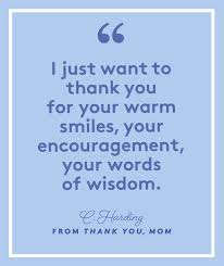 Thank You Mom Quotes Interesting Mothers Day Poems That Will Make Mom Laugh And Cry Real Simple