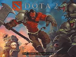 dota 2 heading to print blog dark horse comics