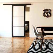 single sliding interior wood doors wooden uk