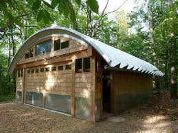 Steel Arched Roof | Curved and Clear Span Roof - SteelMaster