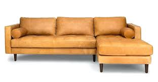 mid century modern sectional couch. Fine Century Mid Century Modern Sectional Sofas Stunning Tan Leather Sofa  Article And Intended Mid Century Modern Sectional Couch C