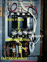 how to replace a blown fuse in a fuse panel electric box fuses fallout new vegas fuse panel with improper fusing (c) daniel friedman
