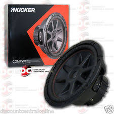 kicker cvr 12 car subwoofers ebay Kicker Cvr 15 Wiring brand new kicker compvr cvr124 12 kicker cvr 15 wiring diagram