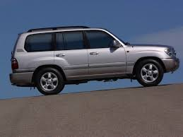 1998 Toyota Land Cruiser 100 Series Review - Top Speed