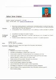 How To Make A Resume For Housekeeping. Resume Template Housekeeping ...
