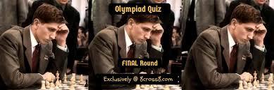 olympiad quiz final round