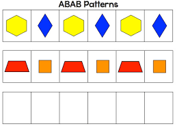 Patterning Adorable Patterning Activities MIA From The Common Core Learning At The
