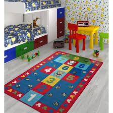 carpet rugs attractive kids rugs for your kid room flooring in football rugs for kids rooms