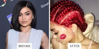 Best Celebrity Hair Transformations 2016 - Celebrity Hairstyles ...