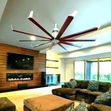 large ceiling fans for high ceilings with lights plan 8 outdoor fan big best size la outdoor ceiling fan