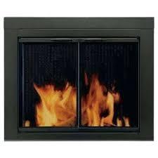 fireplace door replacement fireplace glass doors alpine large glass fireplace doors fireplace glass door replacement fireplace