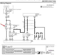 nissan sentra crank and no start stall traffic check engine lights 2001 nissan sentra stereo wiring diagram here is the wiring diagram so you can see what i am saying graphic 2001 Nissan Sentra Stereo Wiring Diagram