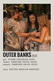 Alternative Minimalist Movie/Show Polaroid Poster - Outer Banks -  #filmposterdesign | Movie posters minimalist, Film posters minimalist,  Movie posters vintage