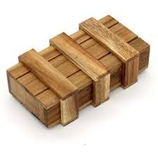 details about the magic box puzzle boxes brain teaser monkey pod wooden secret trick money