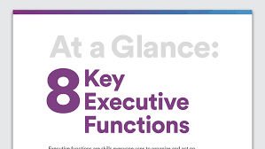 what is executive functioning key executive skills explained 8 key executive skills explained