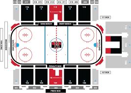 Caa Arena Belleville Senators