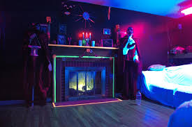 Perfect Euclid Boo Glow Room
