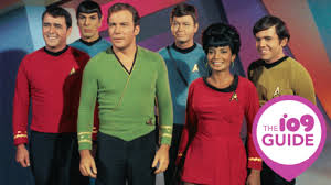 Image result for Most of the original cast attended Enterprise's unveiling.