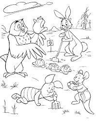 Winnie The Pooh Disegni Per Bambini Da Colorare