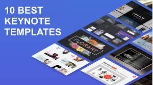 Best Keynote Templates 10 Best Keynote Templates