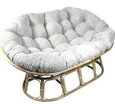 big chair cool rattan frame and double cushion with for home furniture w papasan cover pattern chair frame and cushion double small papasan