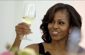 Image result for michelle obama alcohol