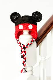 Mickey Mouse Crochet Pattern Free Magnificent Design Ideas