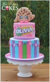 Doll Birthday Cake Girls Name Birthdaycakeformenga