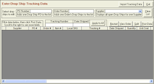 Purchase Order Tracking System Managing Purchase Orders