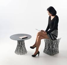 Carbon Fiber Chair Furniture Series Of Carbon Fiber By Il Hoon Roh Home Reviews