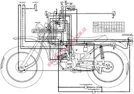 cc chinese atv wiring diagram cc discover your wiring wire schematics yamaha chappy 1975