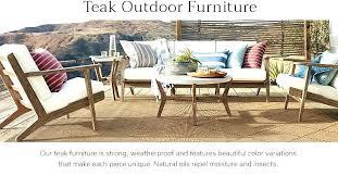 literarywondrous teak patio furniture sets teak patio dining set furniture teak pottery barn outdoor patio set