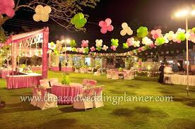 outdoor party tent decorating ideas decoration birthday catering balloon decor