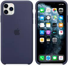 <b>Силиконовый чехол для</b> Iphone 11 Pro Max (темно-синий) купить ...