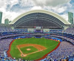 Rogers Centre Toronto Blue Jays Ballpark Ballparks Of